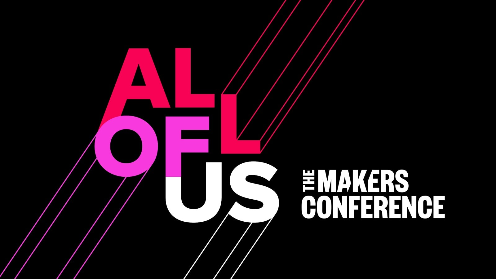 The 2019 MAKERS Conference: Follow Along Live!
