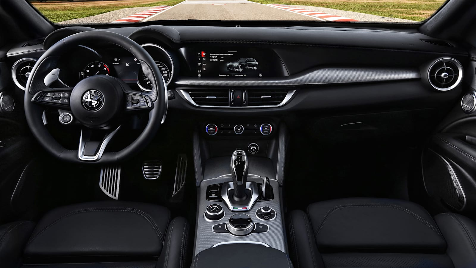 2020 Alfa Romeo Stelvio Reviews Price Specs Features And Photos Autoblog