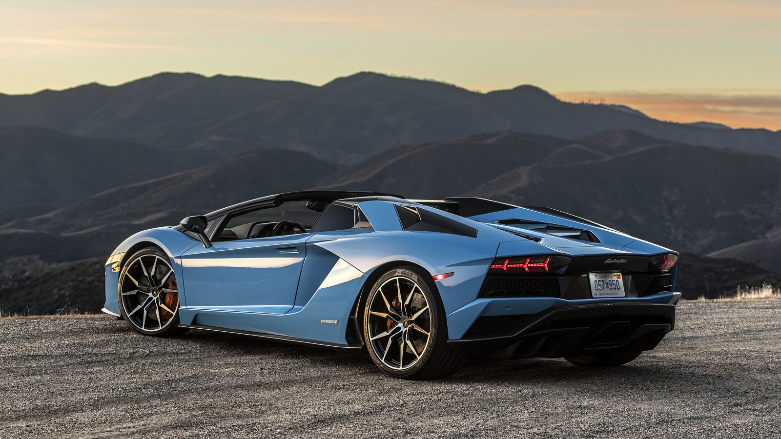 Release 2020 Lamborghini Aventador