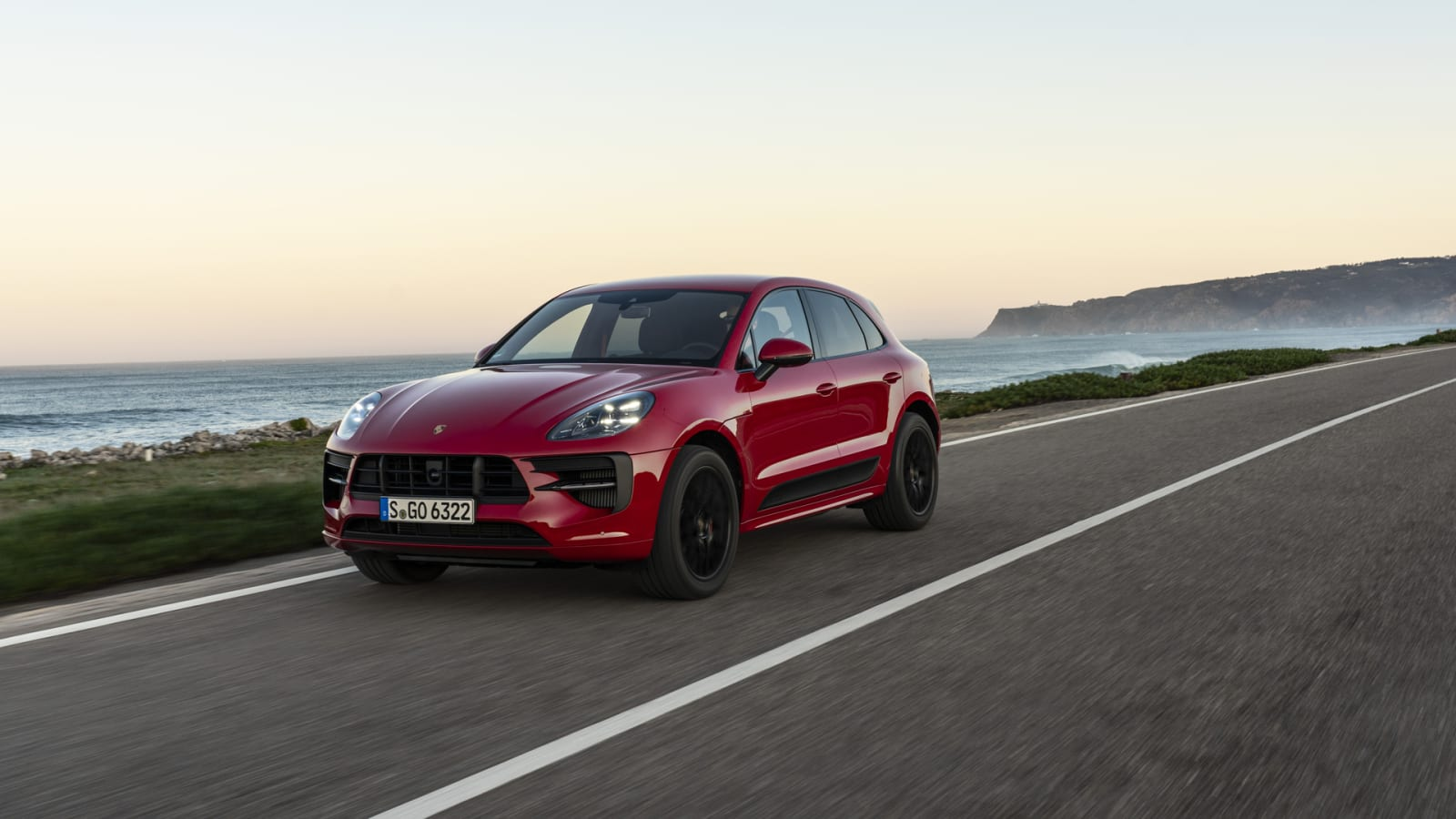 2020 Porsche Macan Gts First Drive What S New Horsepower Handling Driving Impressions Autoblog