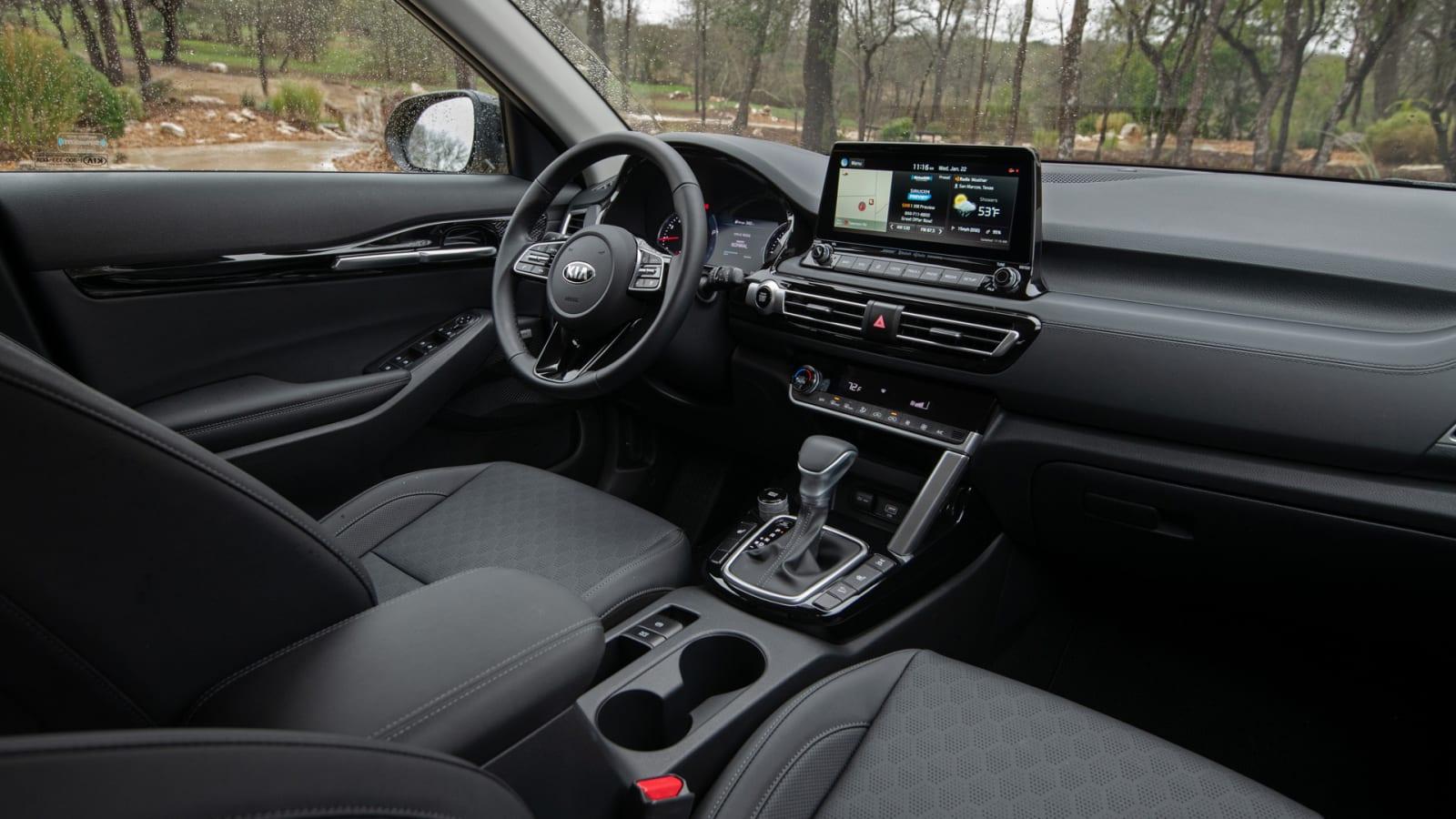 2021 Kia Seltos Review Price Specs Features And Photos Autoblog