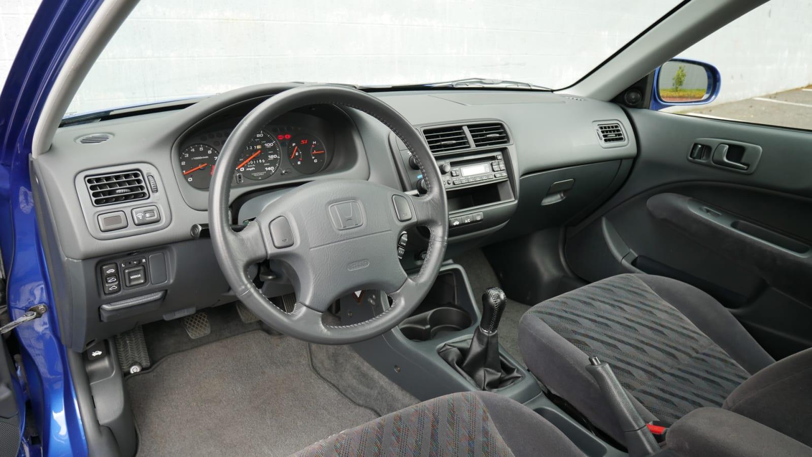 1999 Honda Civic Reviews Specs Photos