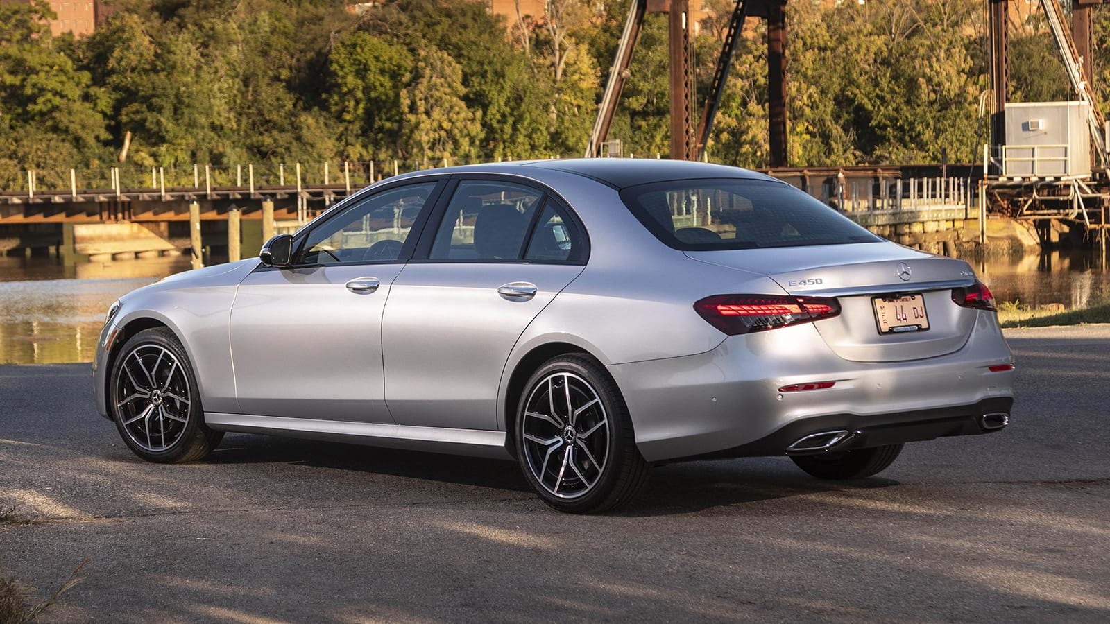 2021 Mercedes Benz E 450 First Drive What S New For The Updated E Class Sedan Autonoid