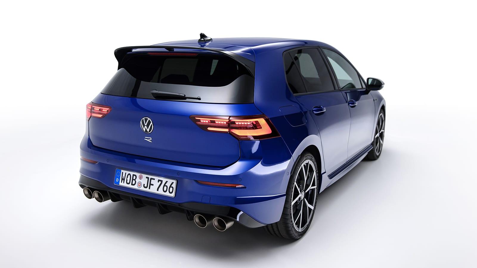 2022 Volkswagen Golf R unveiled with 315 horsepower | Autoblog