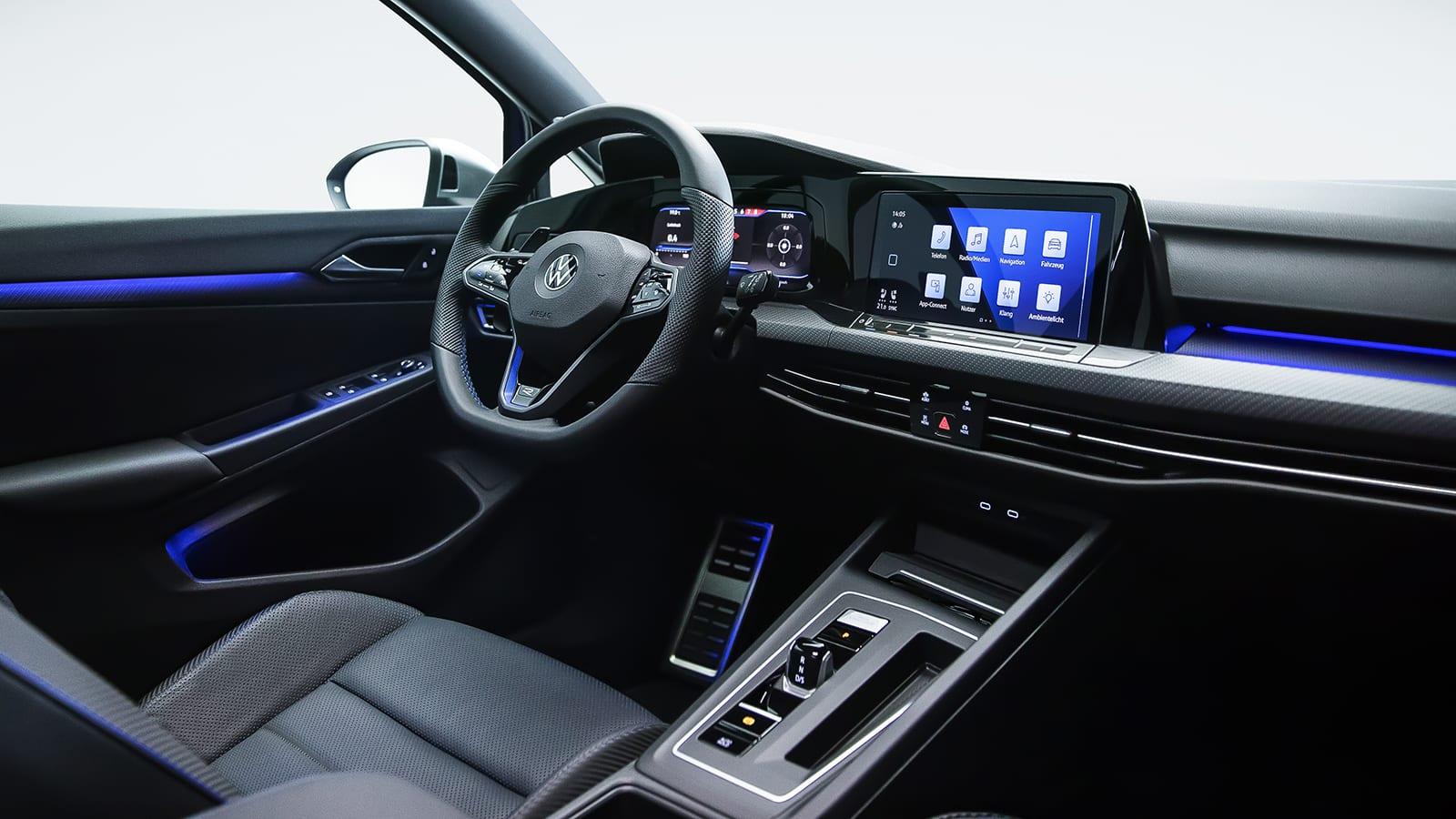 2022 VW Golf R