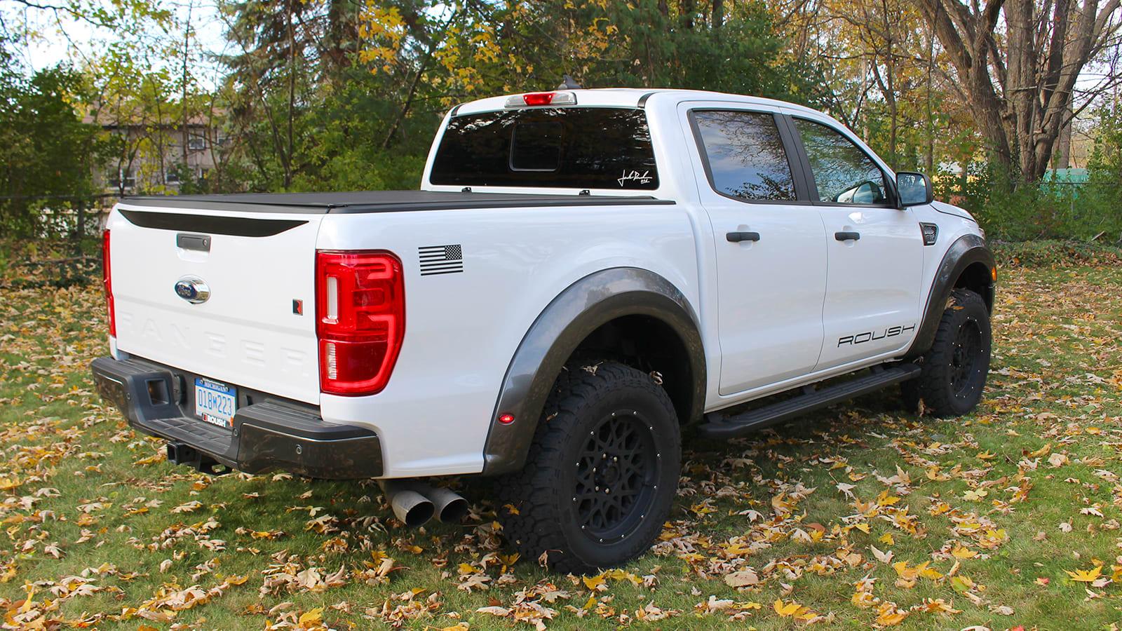 2020 Roush Ford Ranger