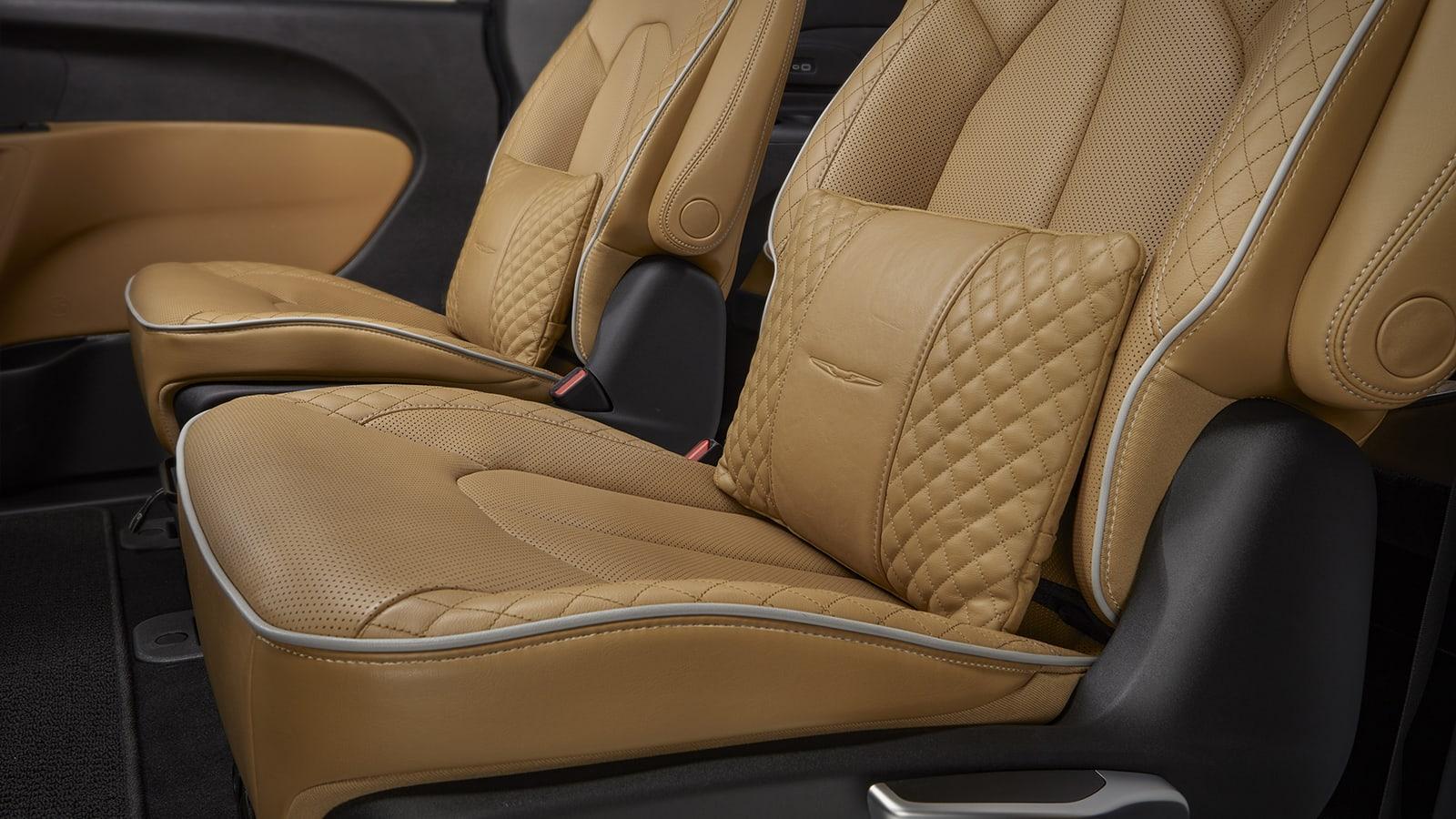 Chrysler Pacifica Pinnacle 2021 года выпуска