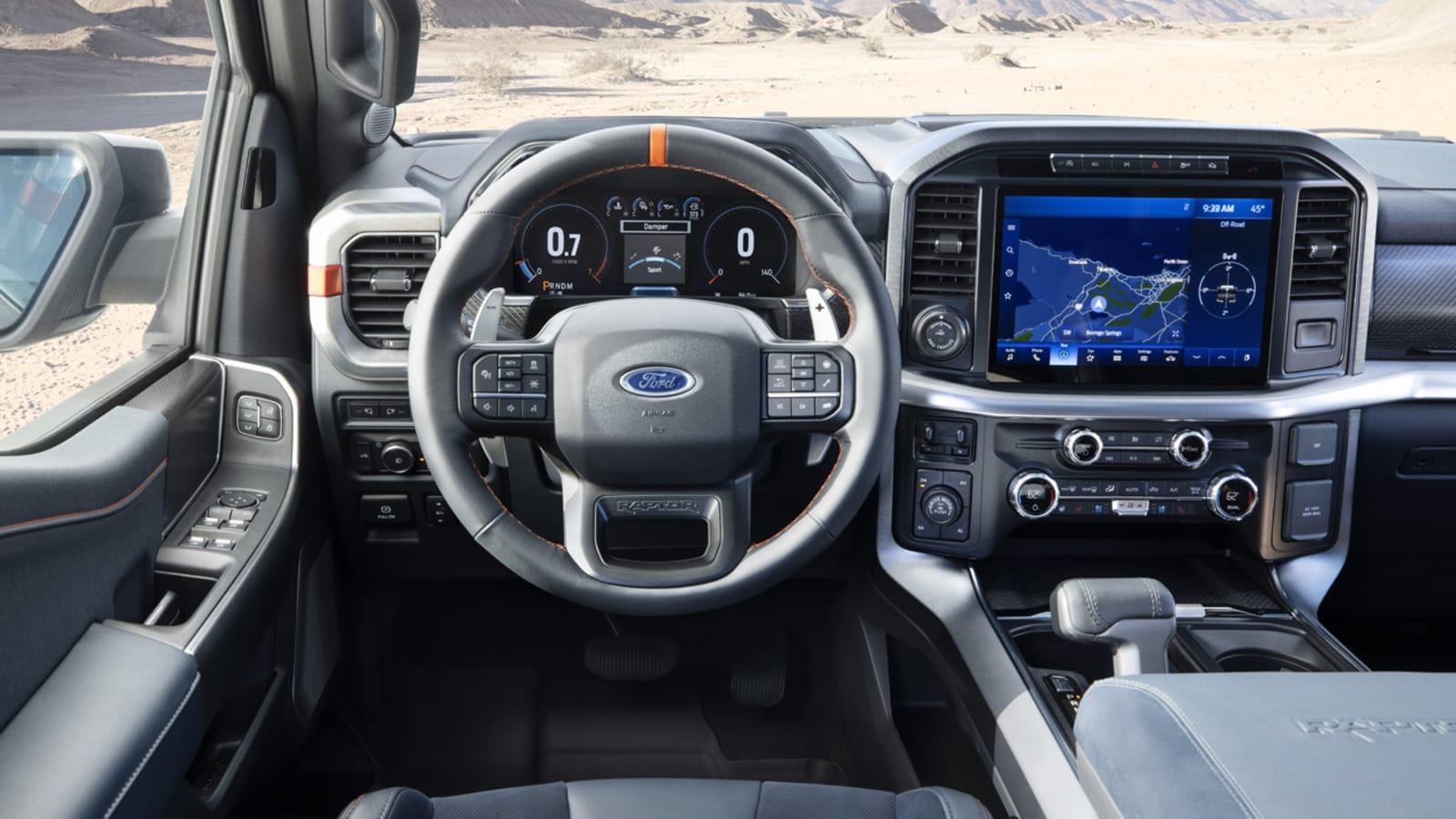 2021 Ford F-150 Raptor Erste Fahrt Bewertung€