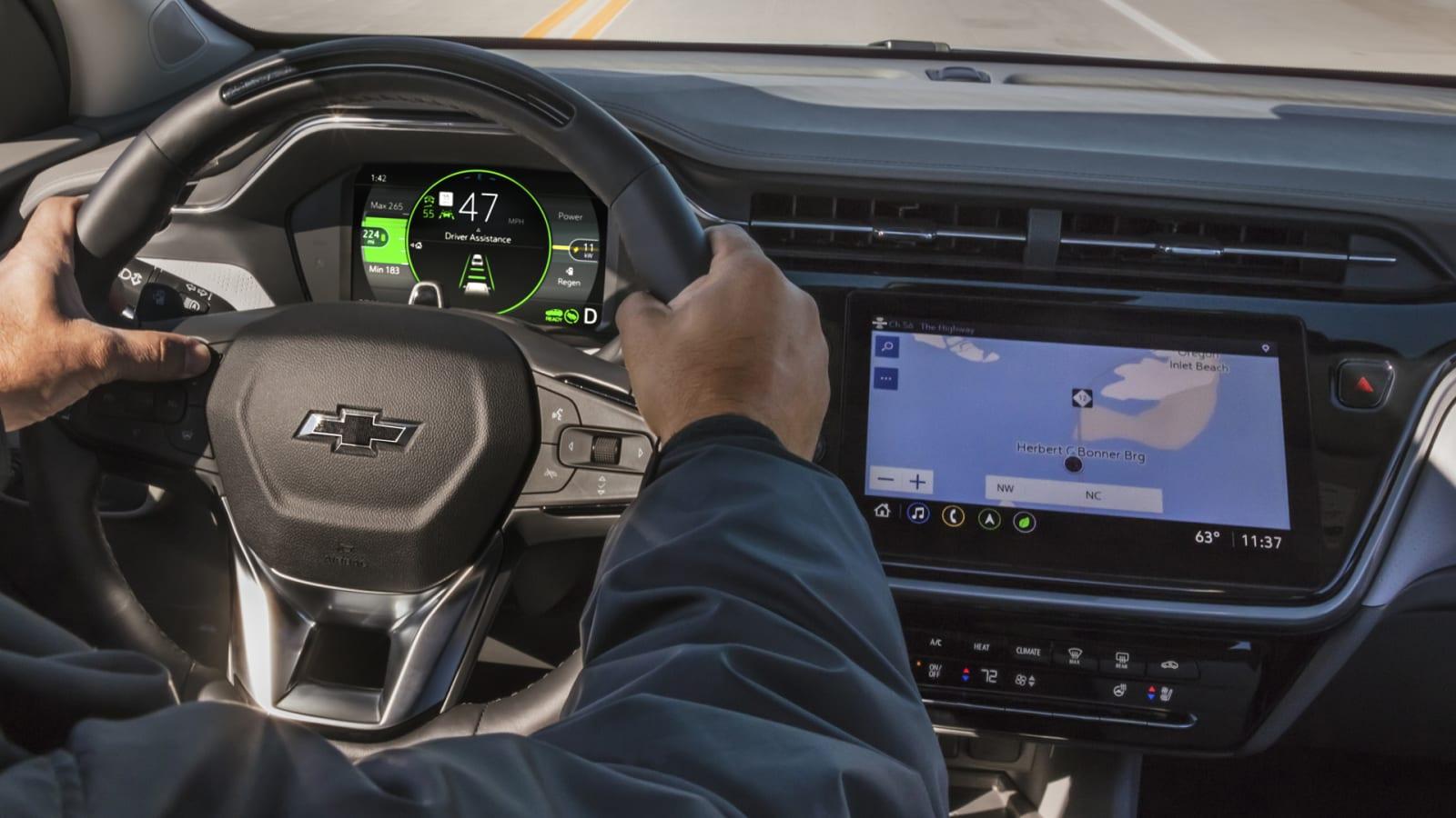 2022 Chevrolet BoltEUV 017