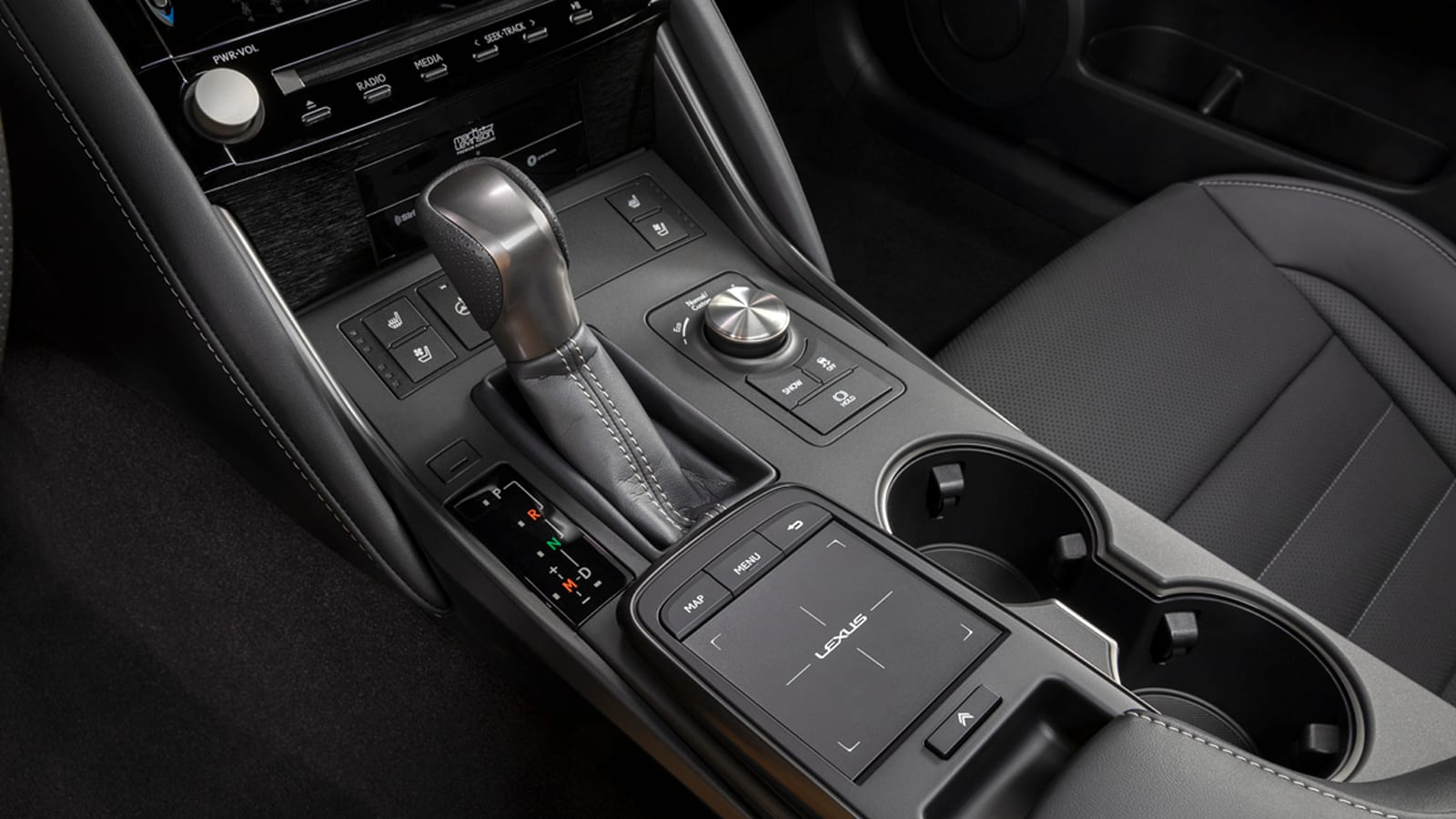 IS 500 Center Console