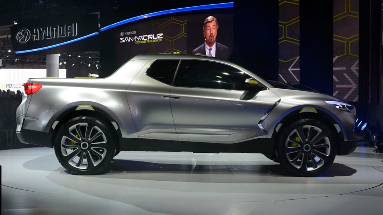 Concept side view