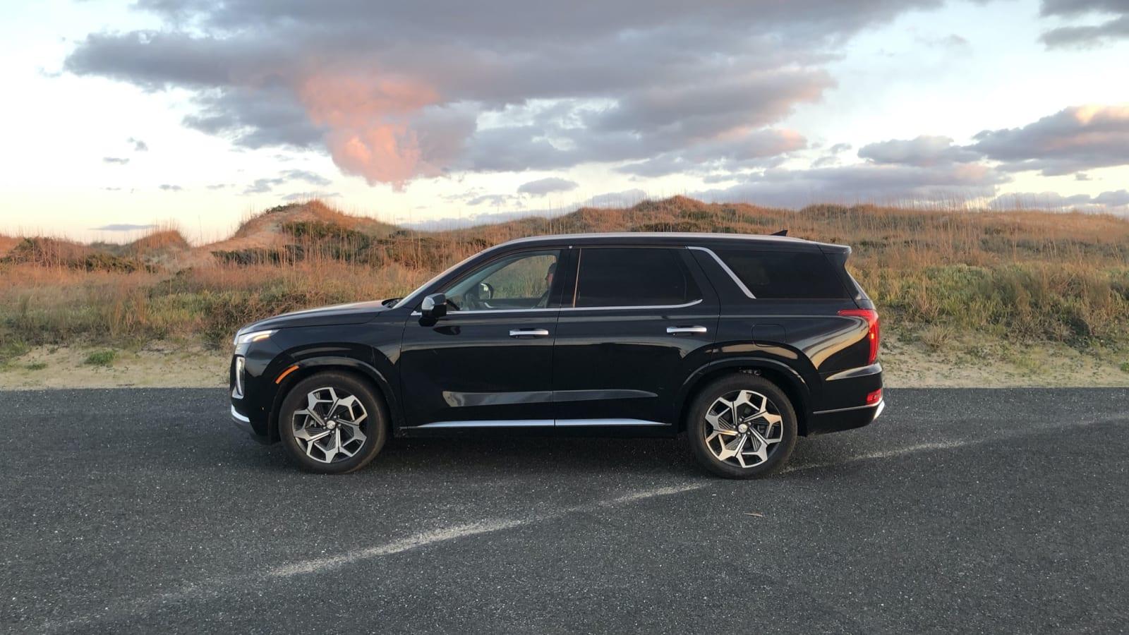 2021 Hyundai Palisade Long-Term Update | Road-trip to North Carolina