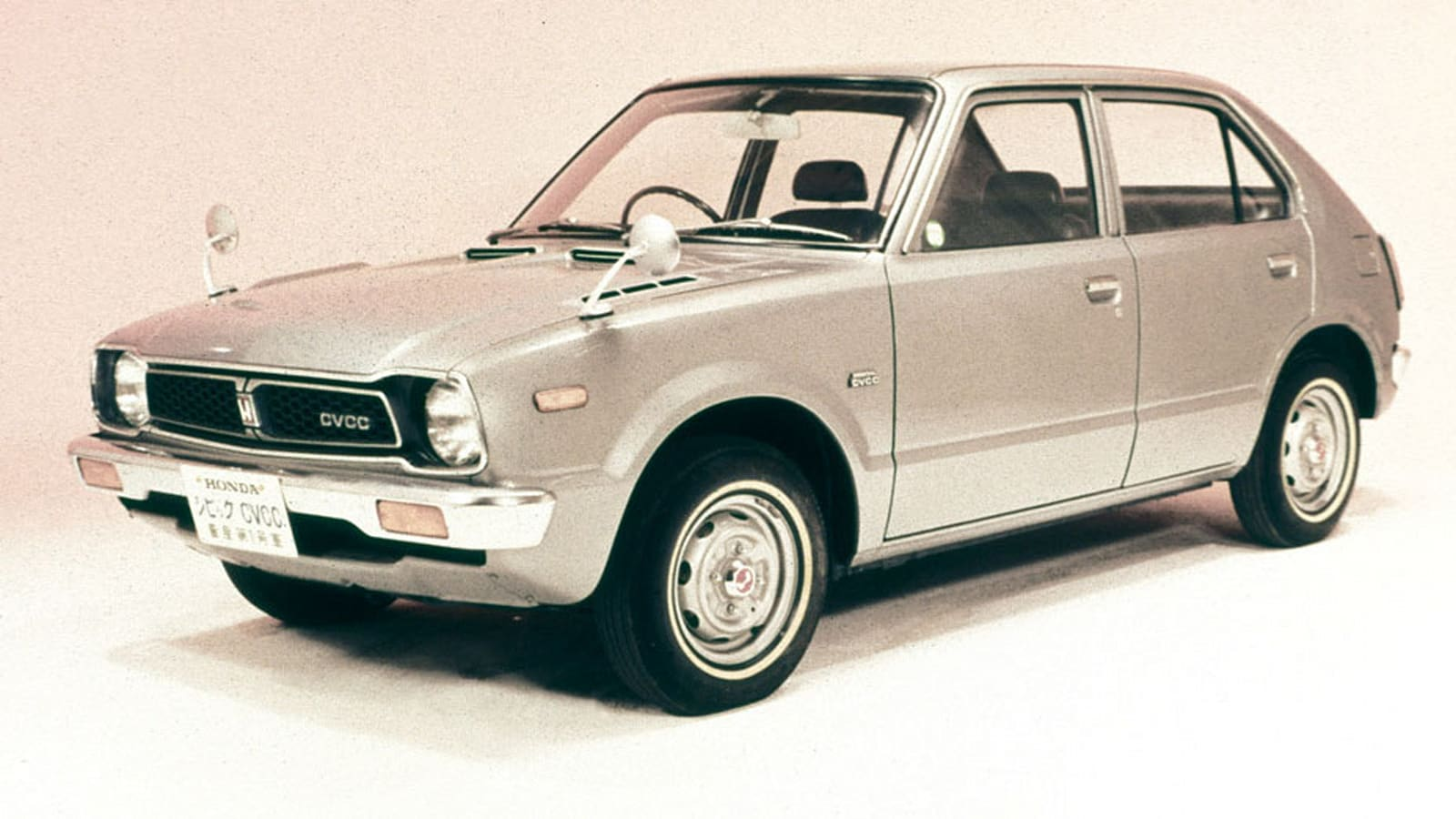 1973 Honda Civic 1500