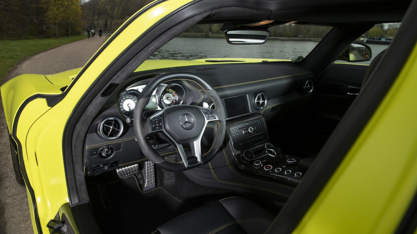 2013 Mercedes-Benz SLS AMG Electric Drive