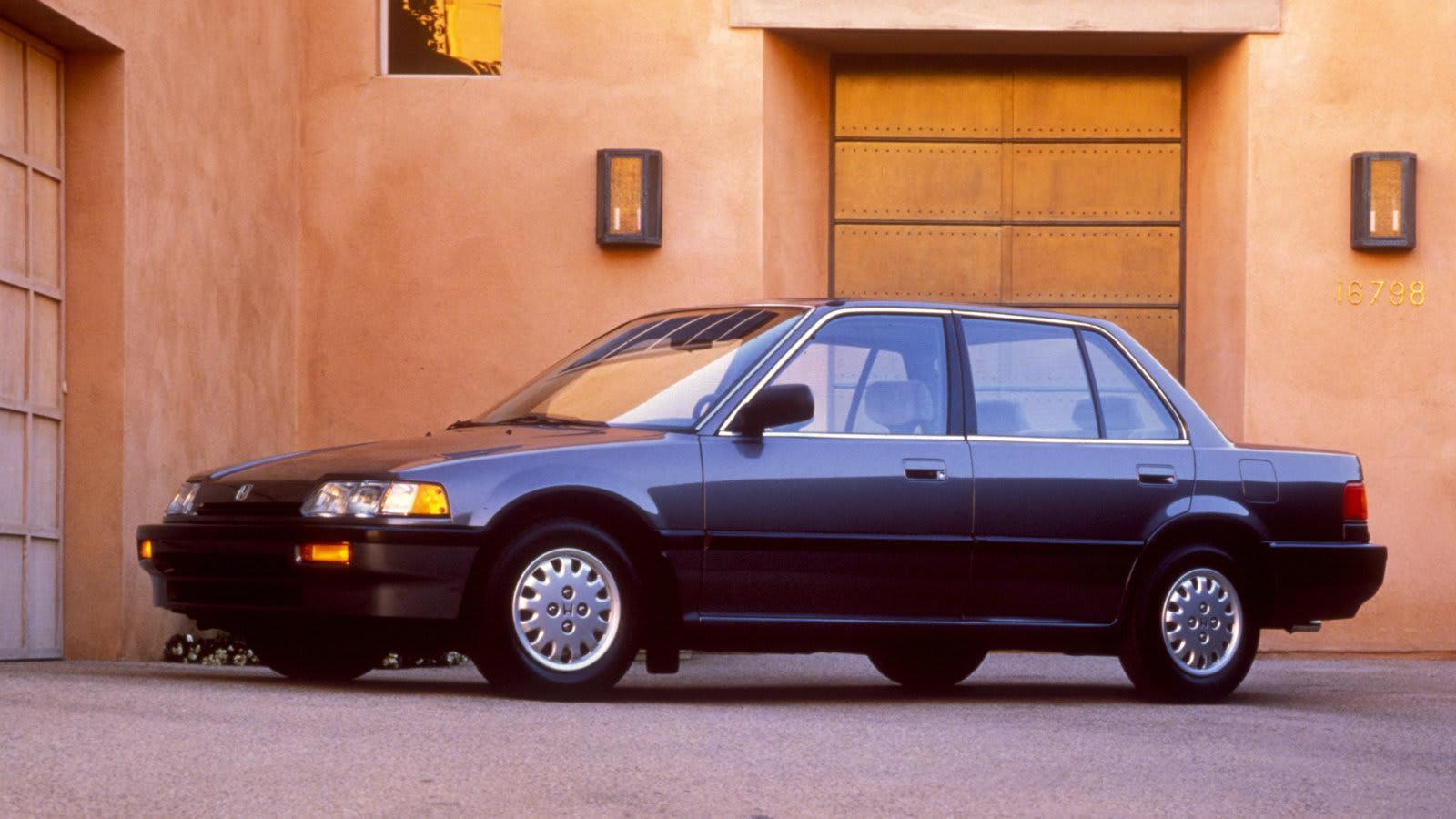 1988 Honda Civic1