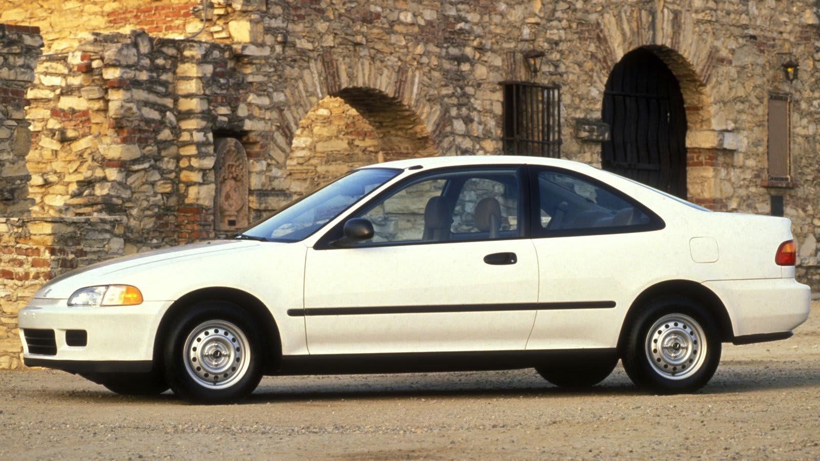 1993 Honda Civic1