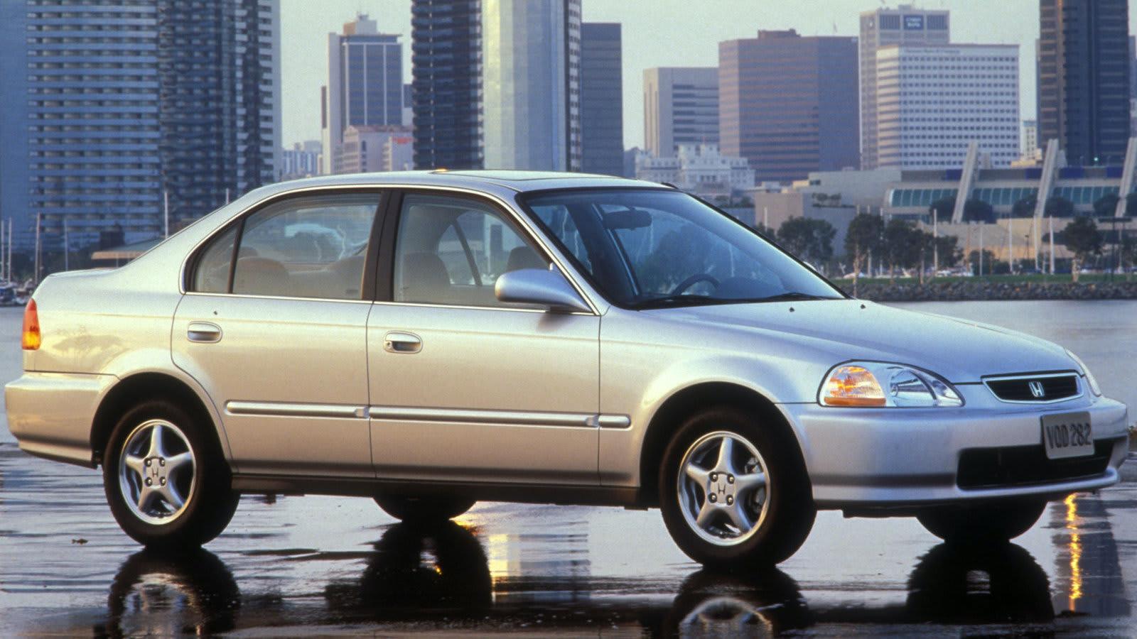 1995 Honda Civic1