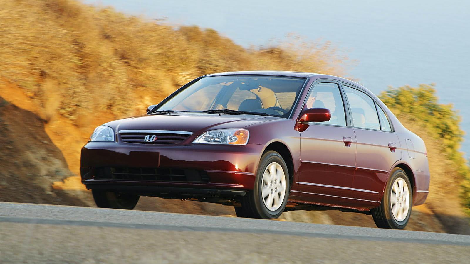 2003 Honda Civic1