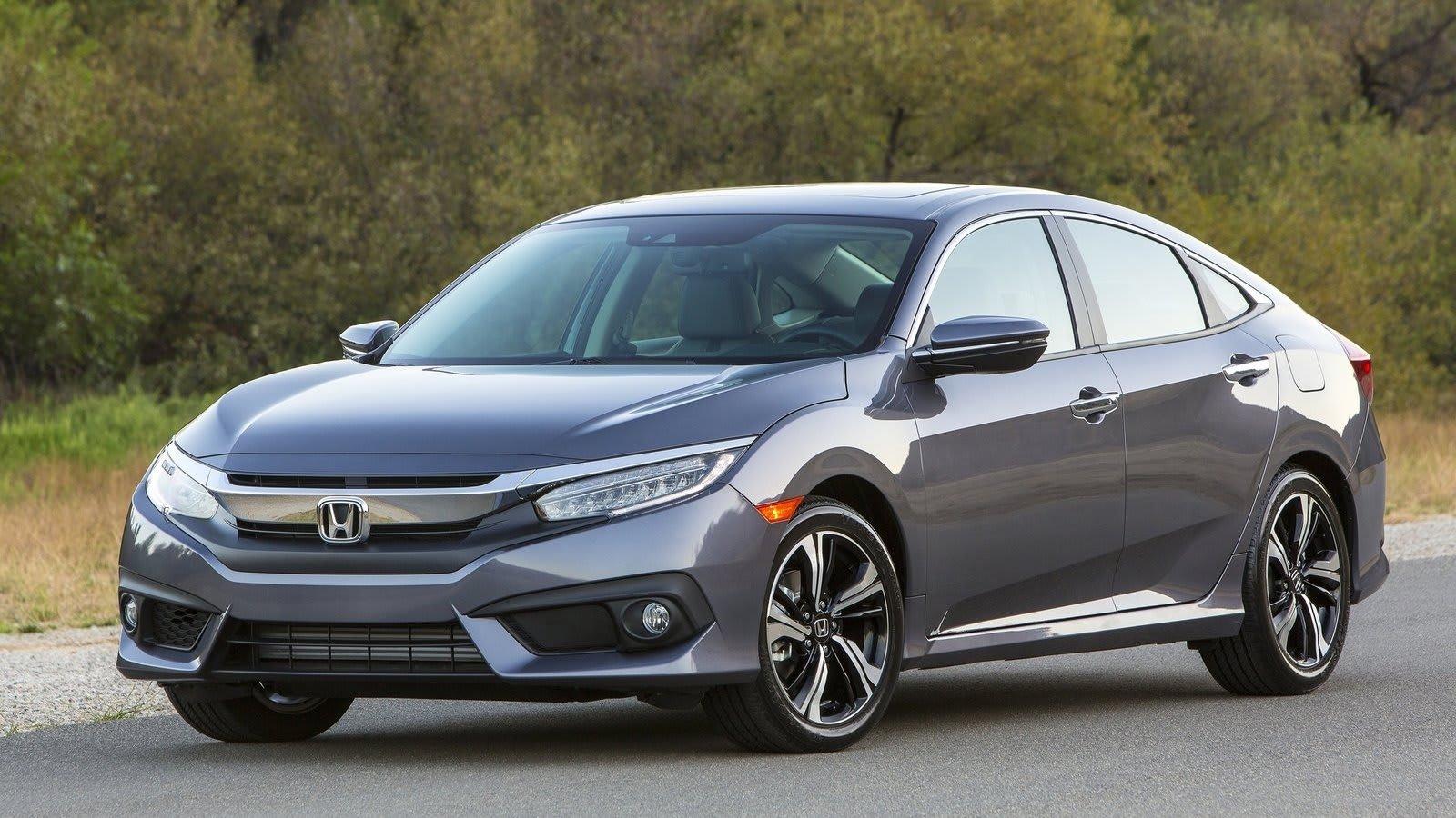 2016 Honda Civic1