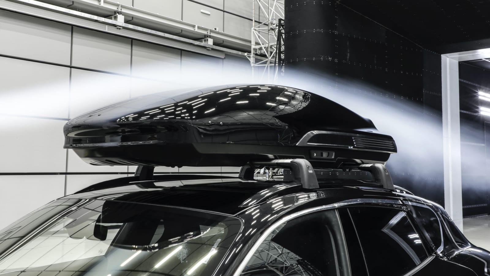 Porsche Performance roof box