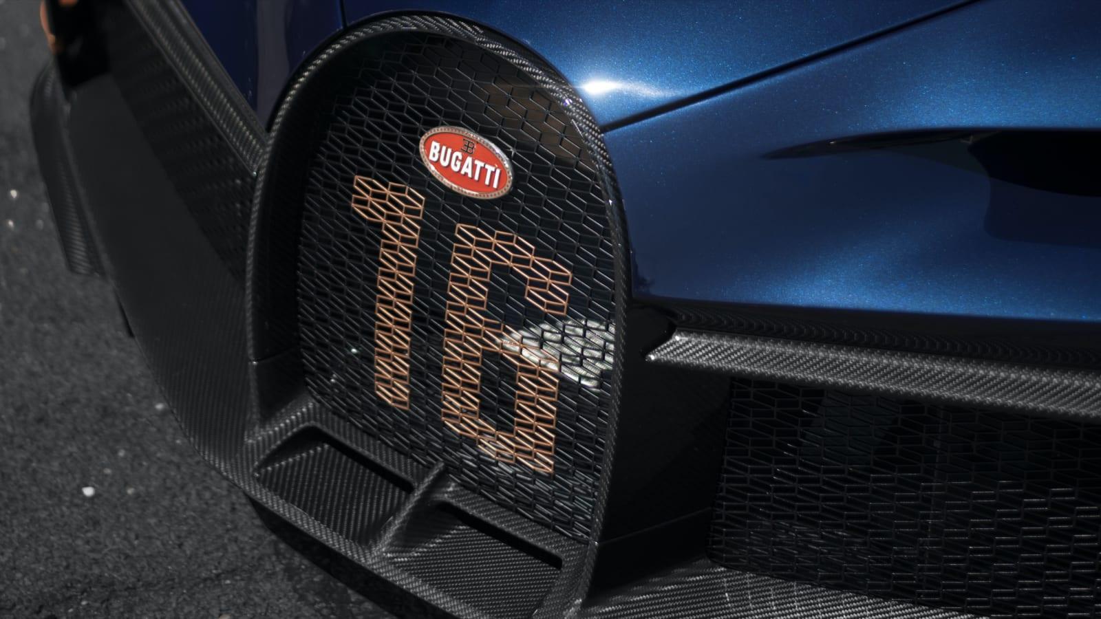 Bugatti Chiron Pur Sport 121