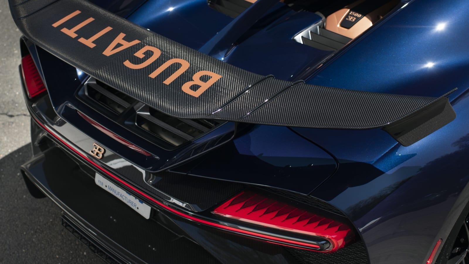 Bugatti Chiron Pur Sport 141