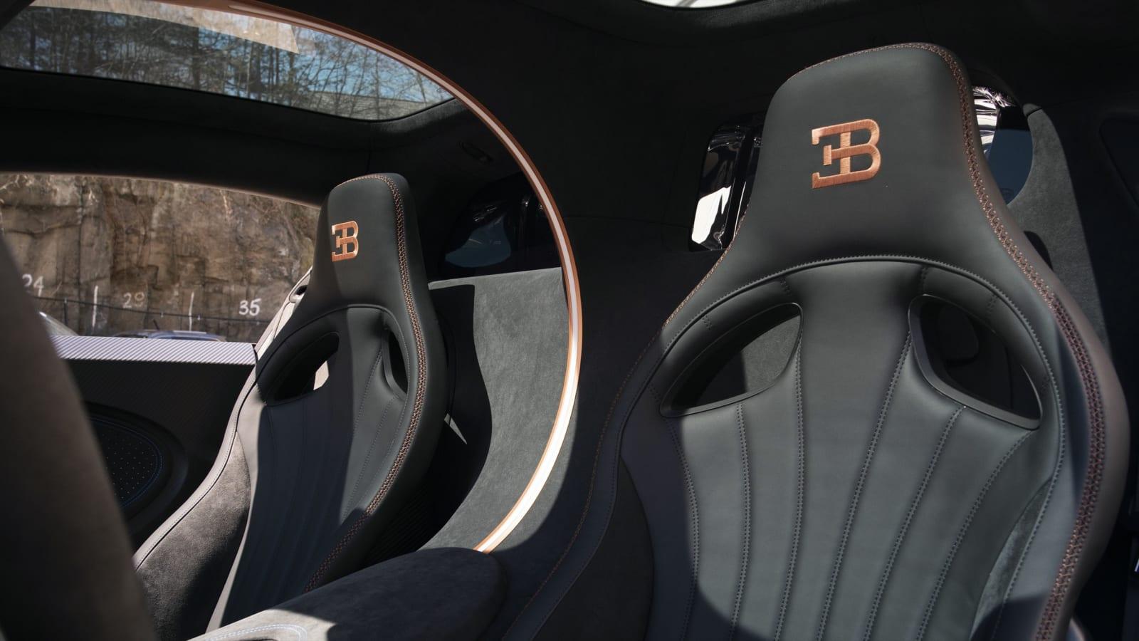 Bugatti Chiron Pur Sport 151