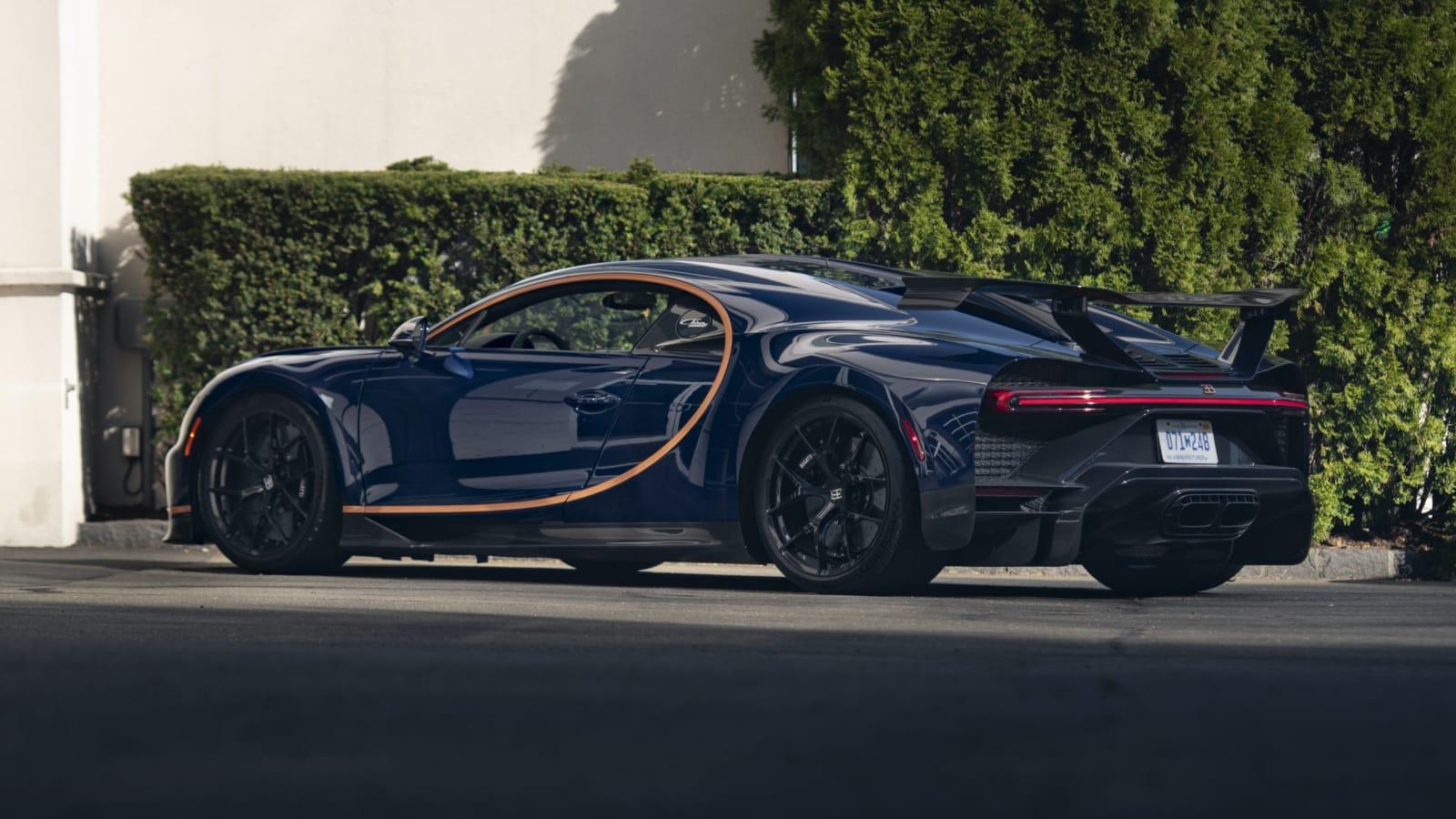 Bugatti Chiron Pur Sport 211