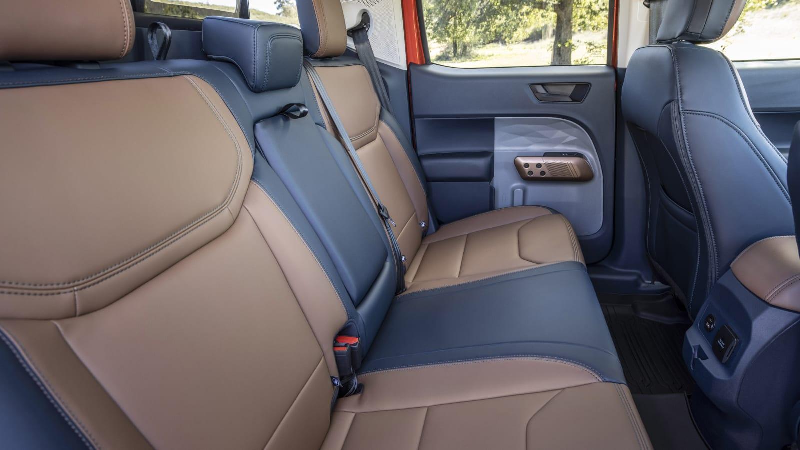 Ford Maverick 2L EcoBoost AWD Lariat 24