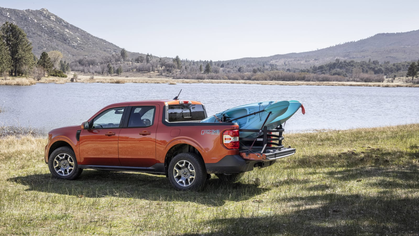 Ford Maverick 2L EcoBoost AWD Lariat 101