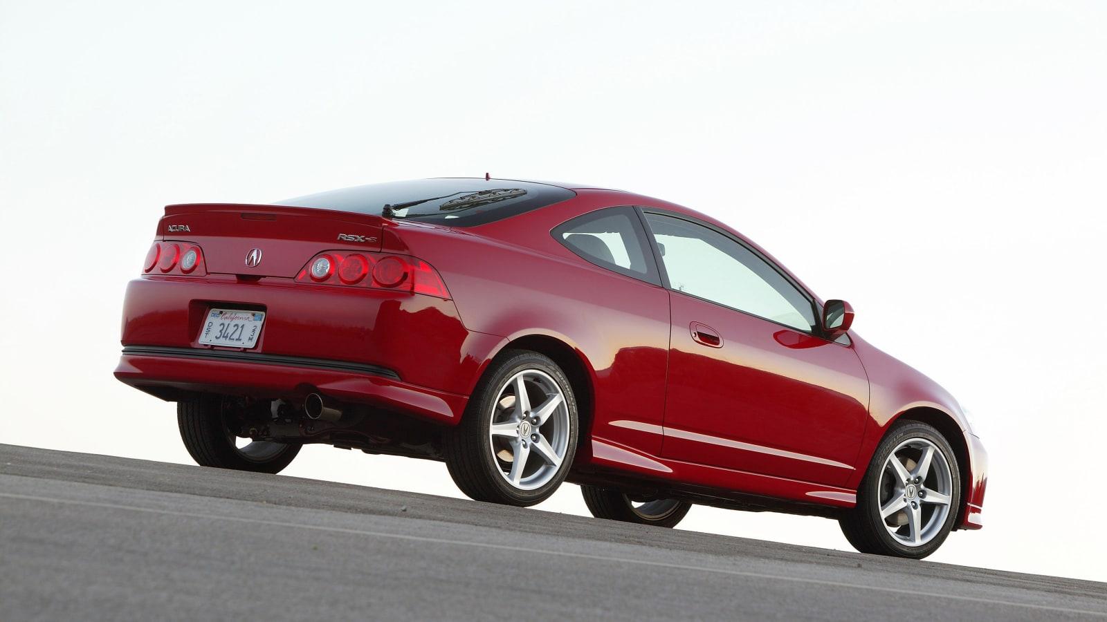 05RSX Type S R3 4 0706