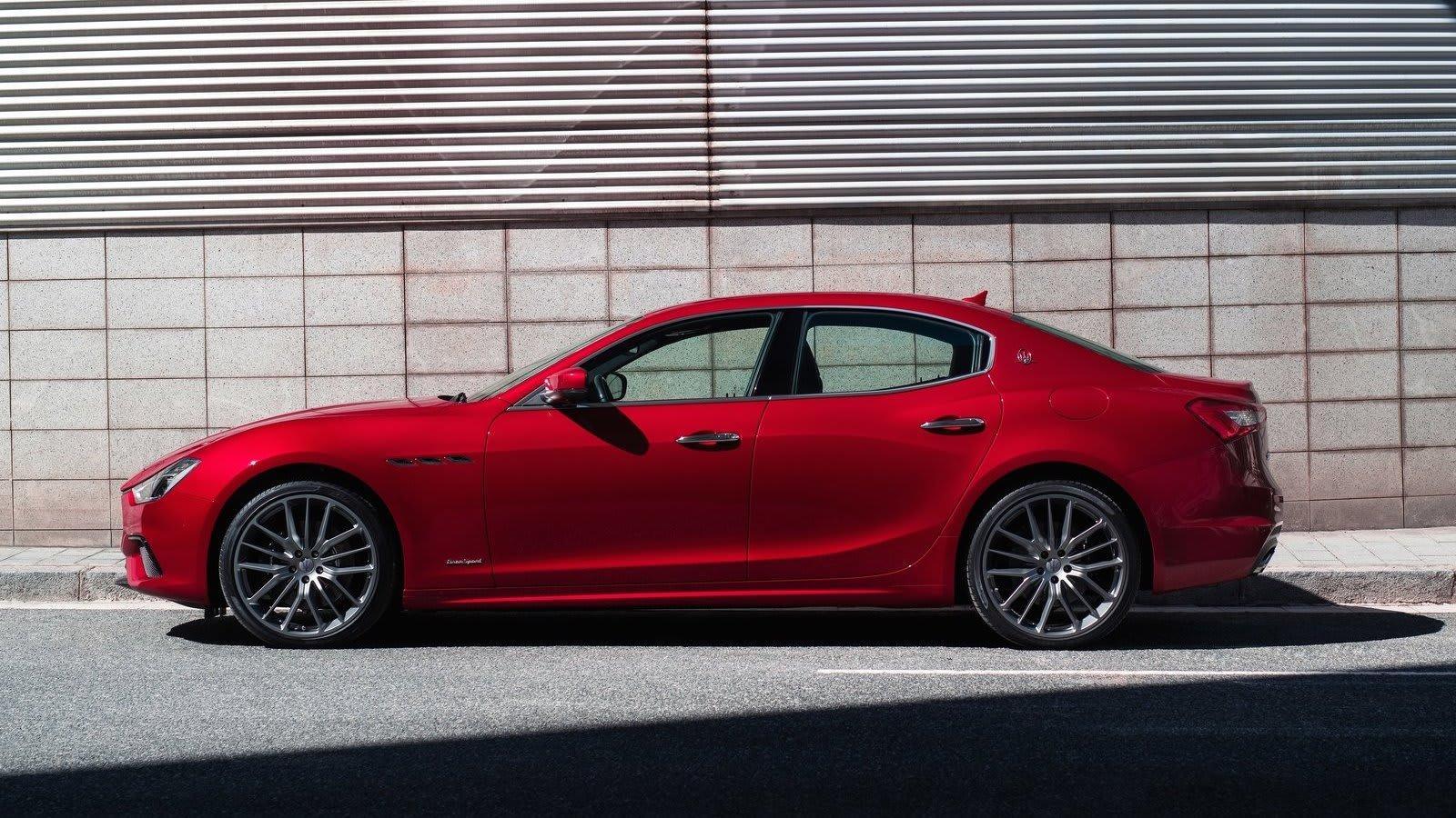 Maserati Ghibli2