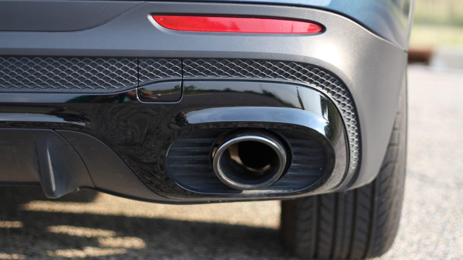 2021 Mercedes-AMG GLB 35 Fahrtest