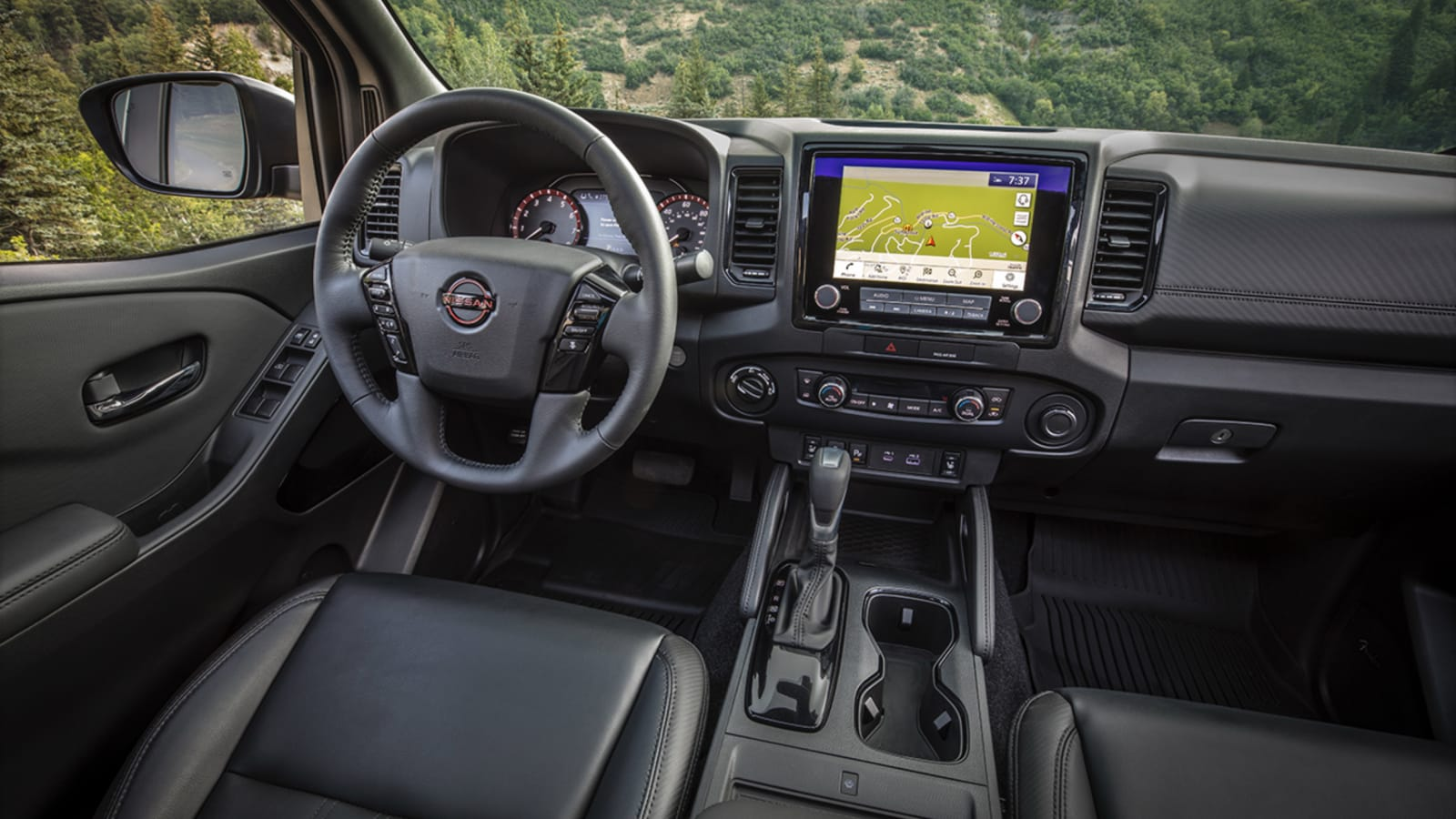 2022 Nissan Frontier Erste Fahrt Bewertung