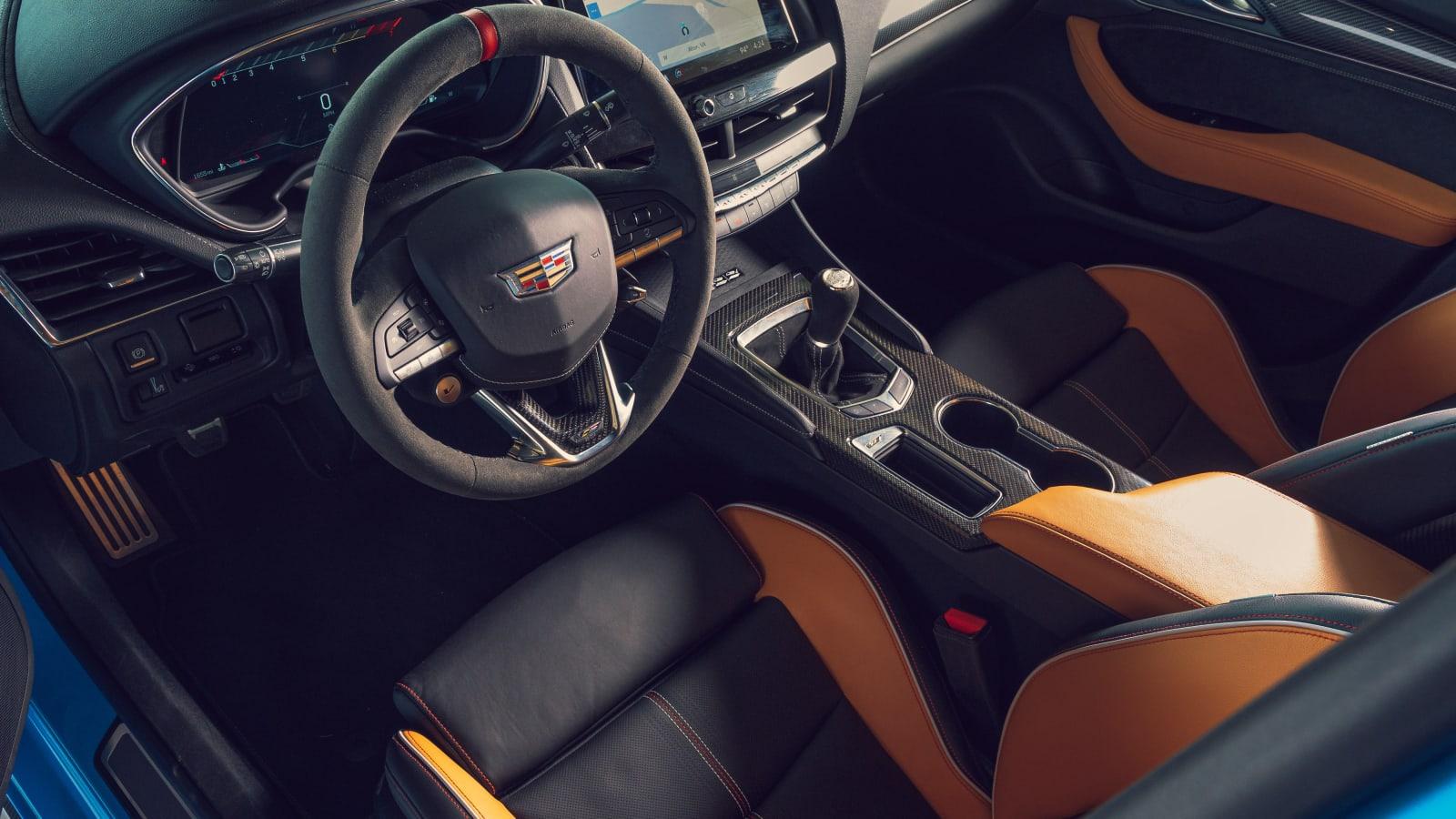 2022 Cadillac CT5-V Blackwing Erste Fahrt Übersicht