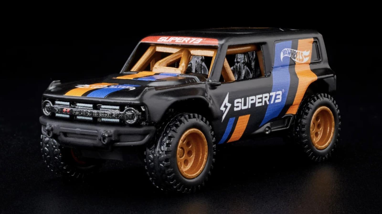 Hot Wheels arbeitet zusammen mit Super73 an einem süßen Elektrofahrrad