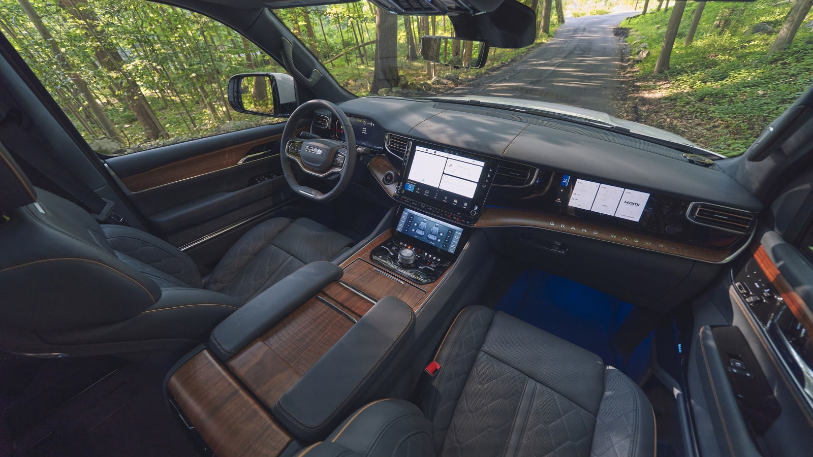 2022 Jeep Grand Wagoneer First Drive Review