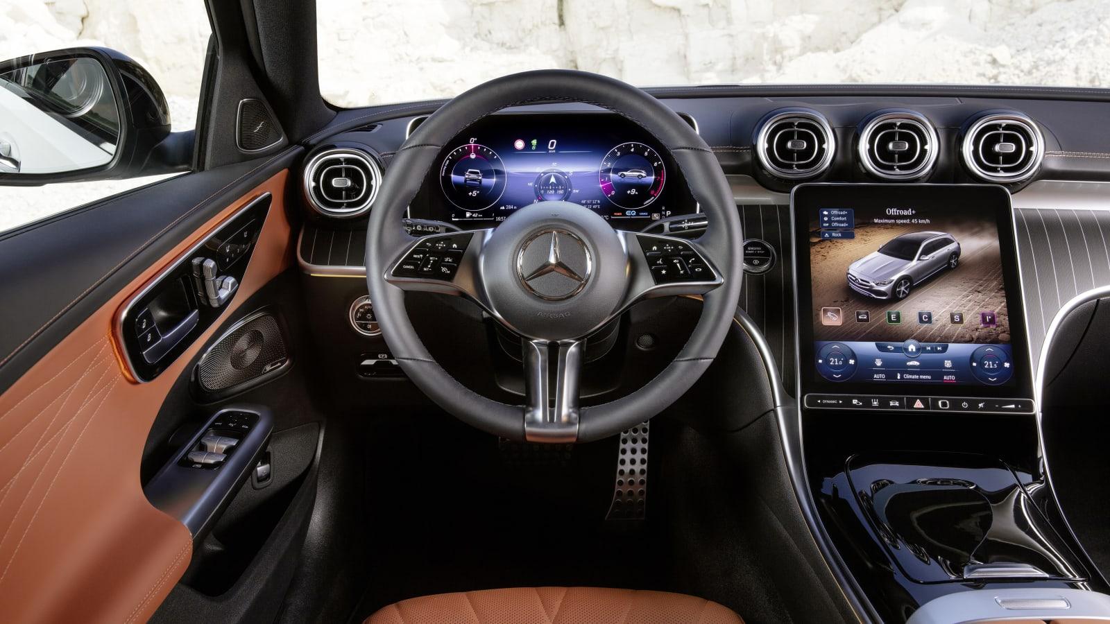 Mercedes-Benz C-Klasse All-Terrain enthüllt, aber das ist nichts für uns