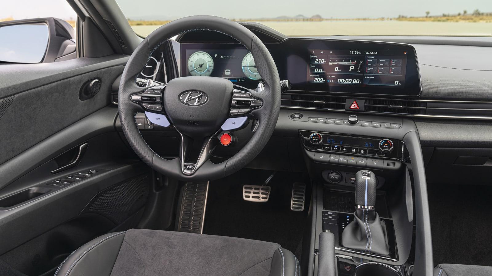 2022 Hyundai Elantra N debütiert in den USA mit 276 PS und Schaltgetriebe