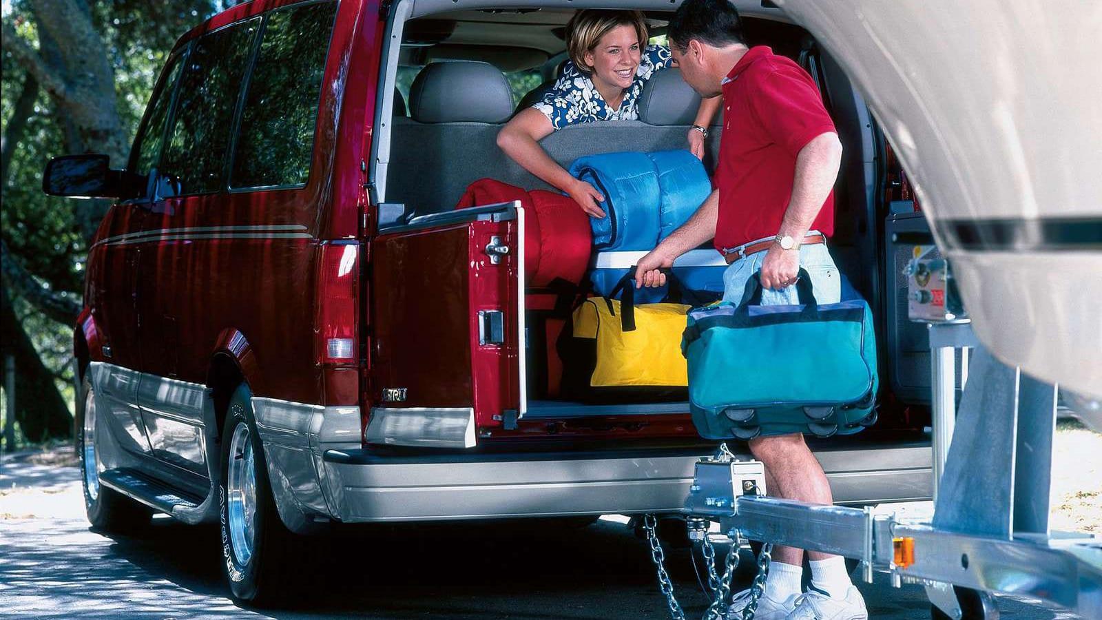 1995-2005 Chevrolet Astro/GMC Safari   Gebrauchtfahrzeug Spotlight