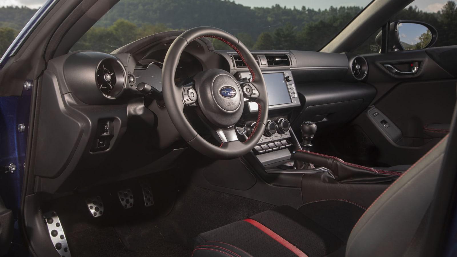 2022 Subaru BRZ Erste Fahrt Bewertung€