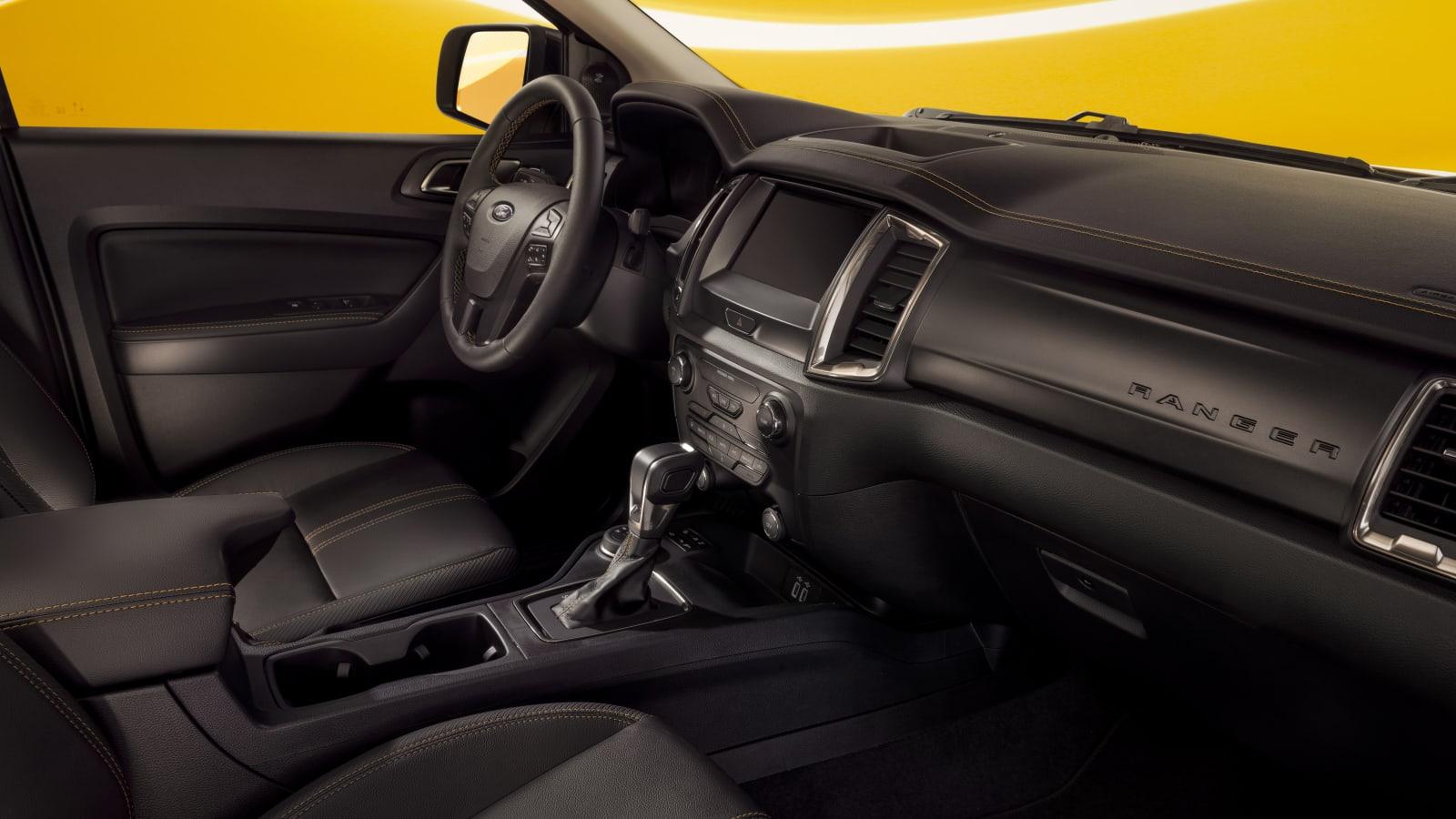 2022 Ford Ranger Splash bringt einen Hauch von Spaß in den mittelgroßen Pickup€