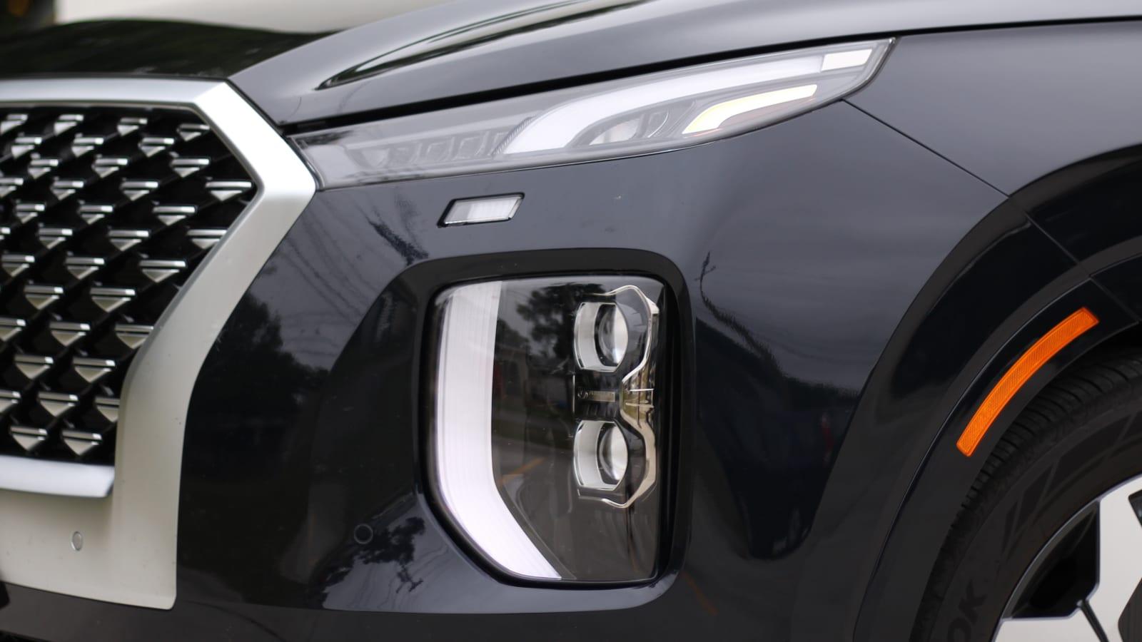2021 Hyundai Palisade Langfristiges Update€