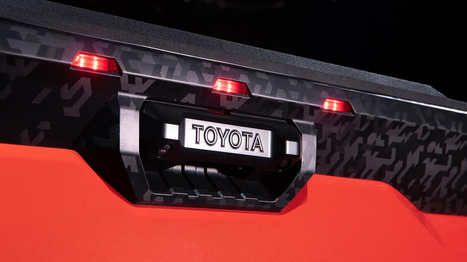 2022 Toyota Tundra: Was halten Sie von dem einzigartigen Design des TRD Pro?