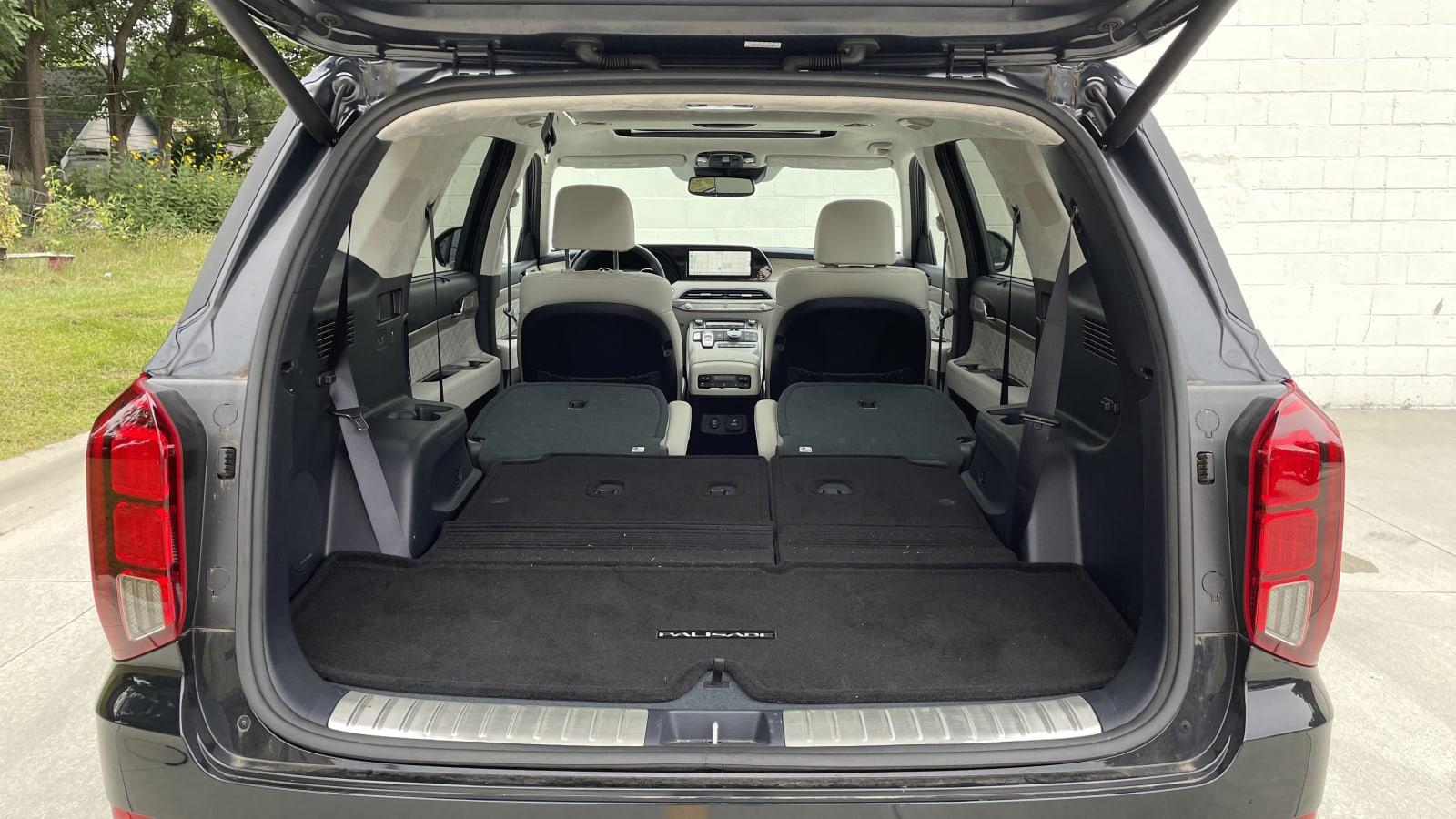 Umzug in unserem langjährigen 2021 Hyundai Palisade€