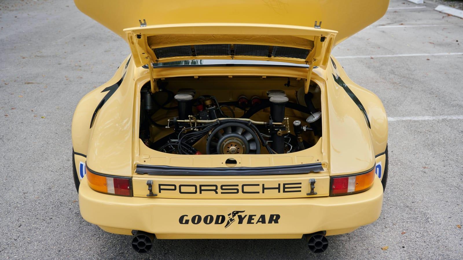 1974 Porsche 911 Carrera 3.0 RSR IROC