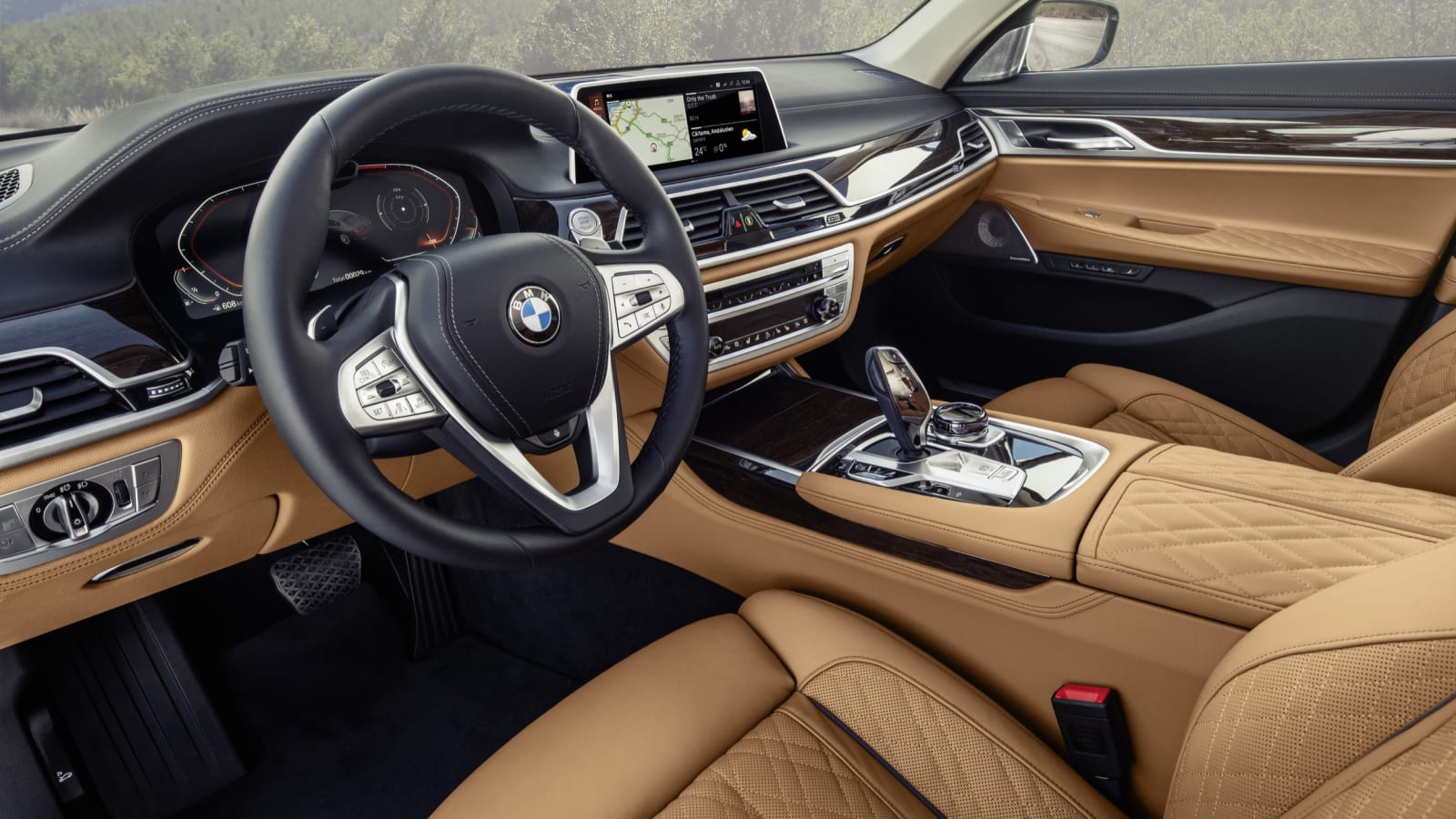 2020 Bmw 7 Series Reviews Price Specs Features And