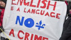 La majorité des anglophones croient pouvoir réussir au