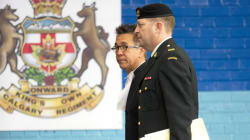 Convicted Soldier Appeals Sentence In Deadly Training