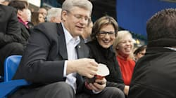 LOOK: Harper Loves Timmies ...